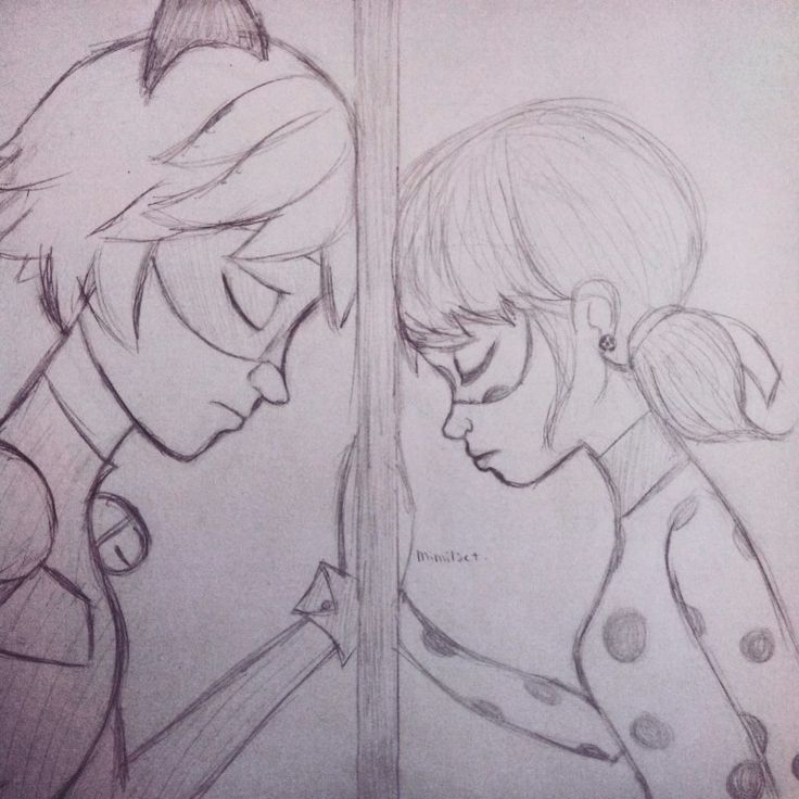 Image Result For Easy Miraculous Ladybug Drawings For Beginners
