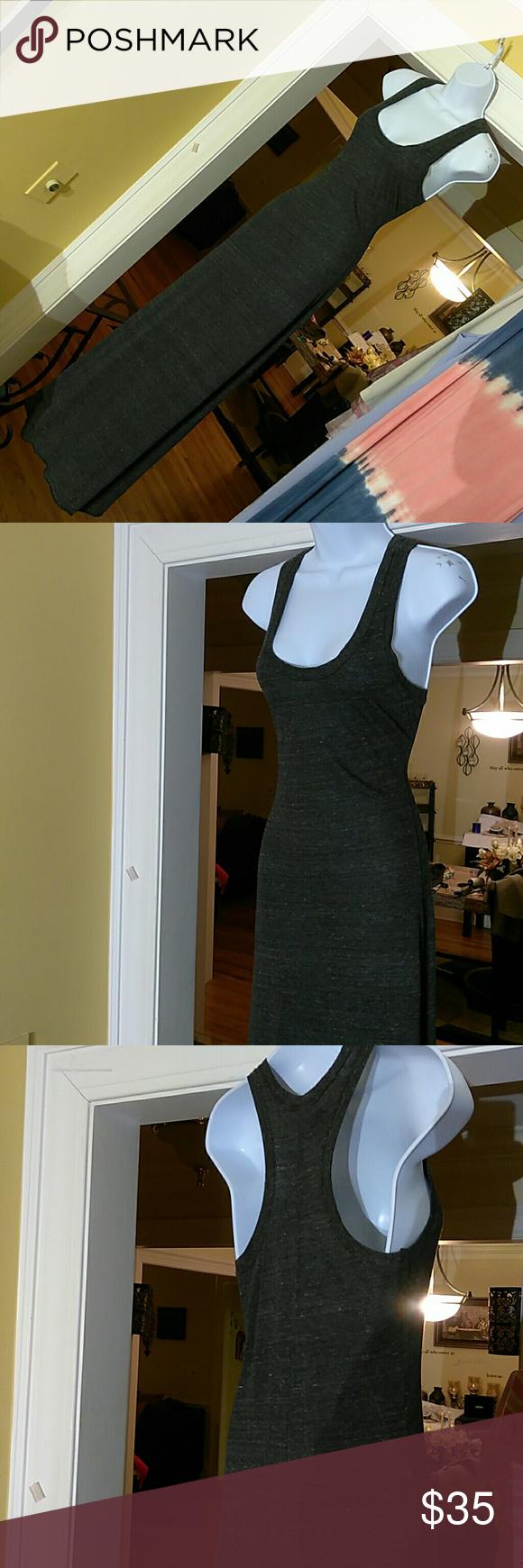 La Senorita Jolie Maxi Dress In Grey Dresses Maxi Dress Clothes Design [ 1740 x 580 Pixel ]