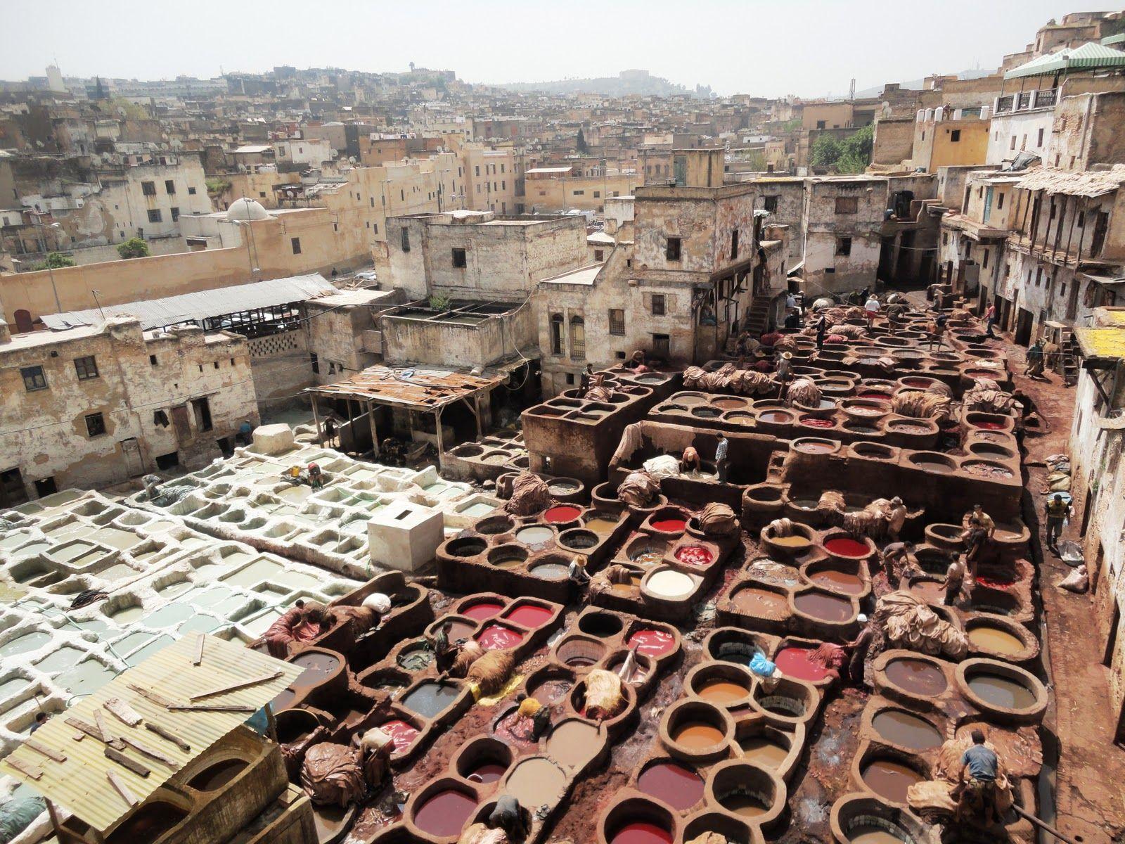 Madrid – Fez (Marruecos) desde 30 € (i/v) | Vuelos a 1 euro