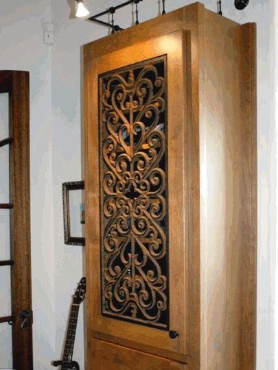 Cabinet Doors Kitchen Cabinet Doors Wrought Iron