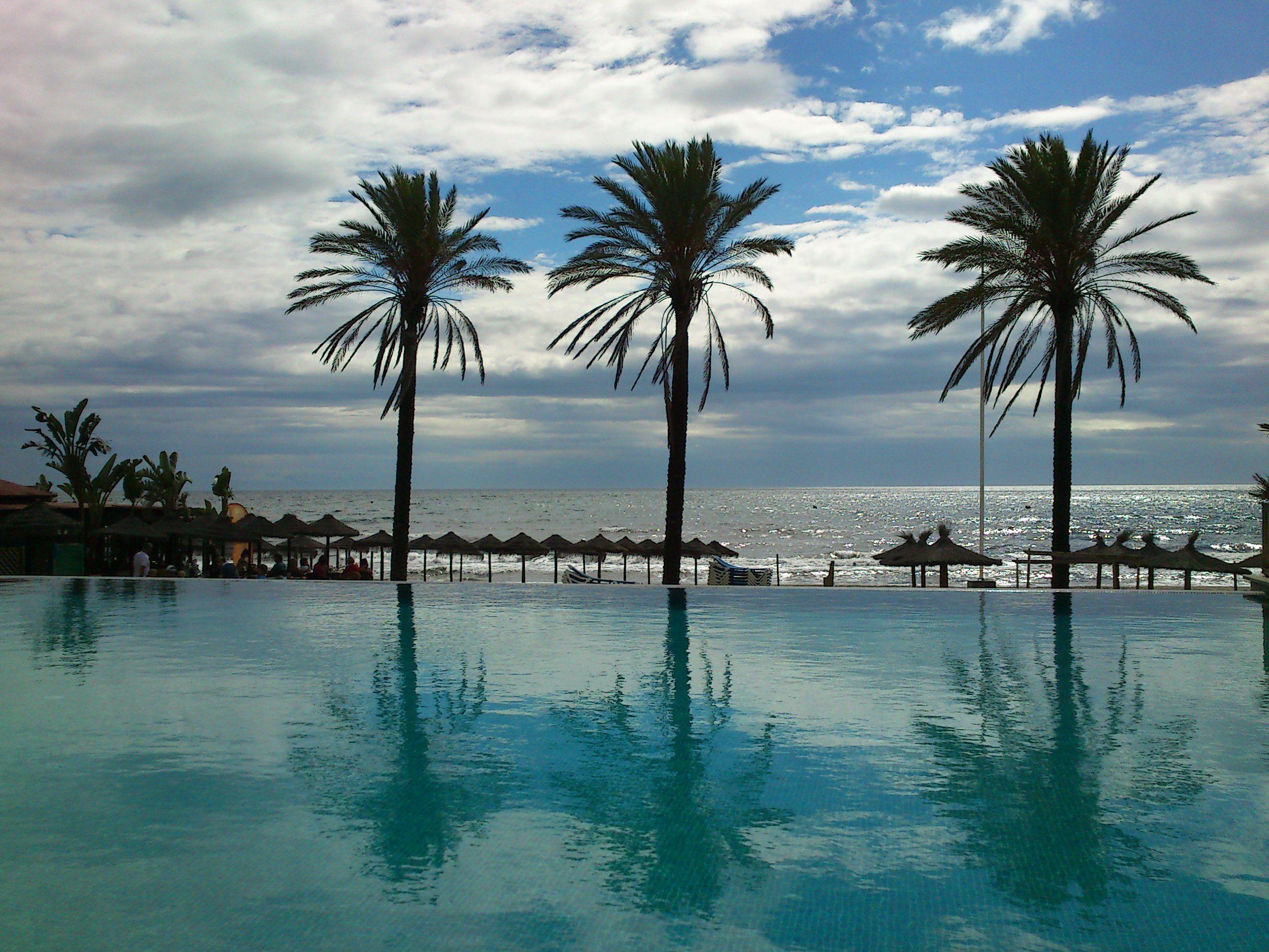 Estrella del mar beach club near marbella spain hen night pinterest beaches mars and spain - Estrella del mar beach club ...
