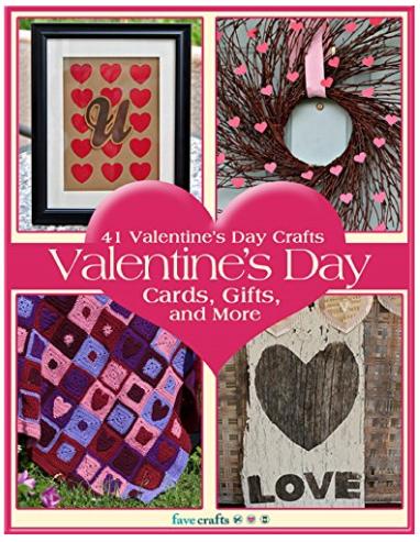 Free eBook Download: 41 Valentine\'s Day Crafts