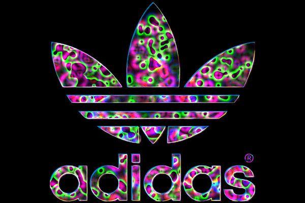 Adidas Logo Wallpapers Neon Hd Adidas neon again  by