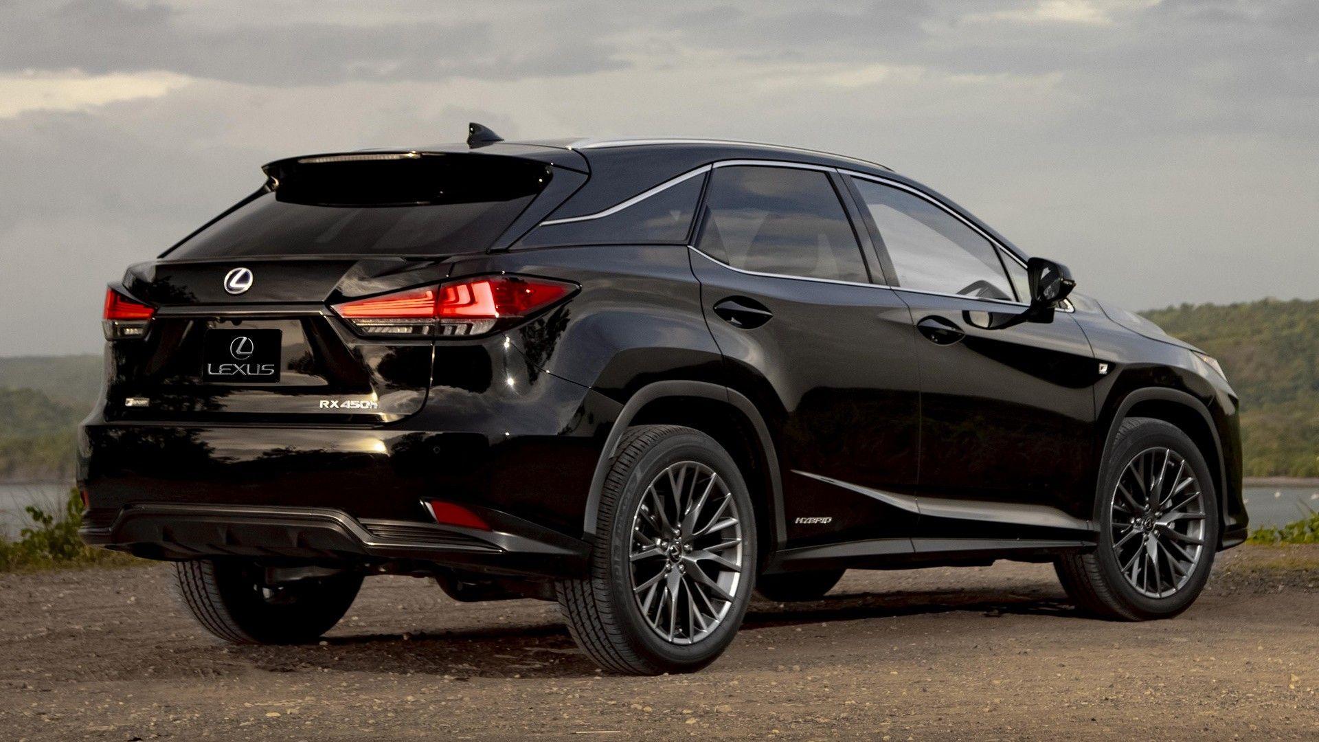 Lexus RX 450h 2020 em 2020