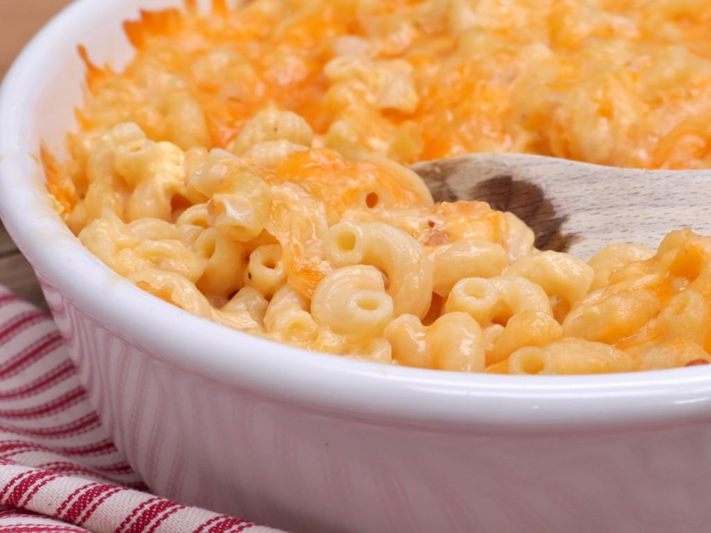 Creamy Baked Macaroni And Cheese Recipe Southern Baked