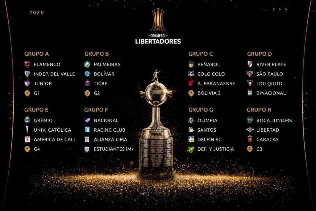 Libertadores Lista Iptv 2020 Palmeiras E Gremio Palmeiras E Flamengo Libertadores Da America