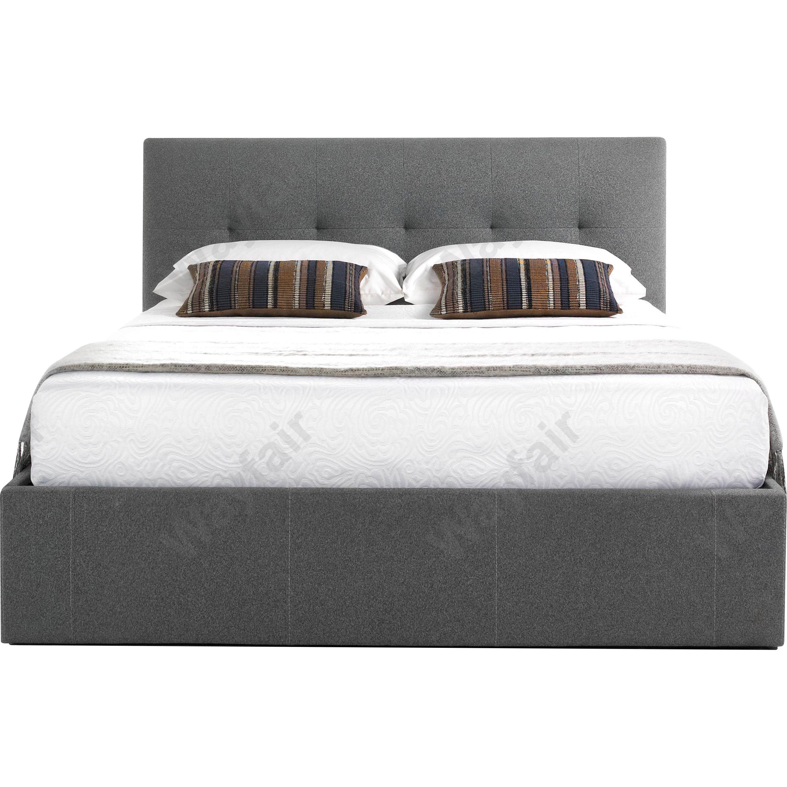 Banyan Upholstered Storage Bed Frame | Attic room | Pinterest | Bed ...