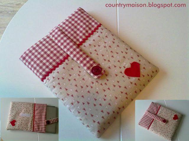 Country Maison: iPad Sleeve / Funda para iPad