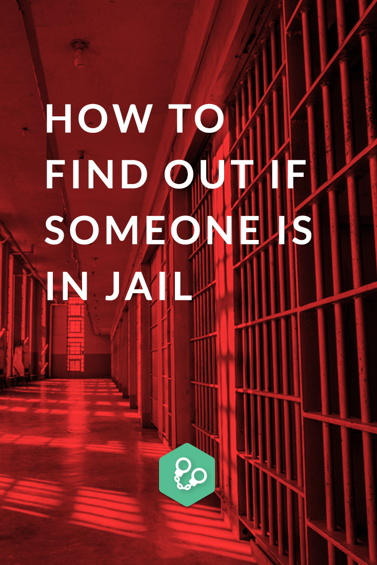 How To Find Out If Someone Is In Jail Public records