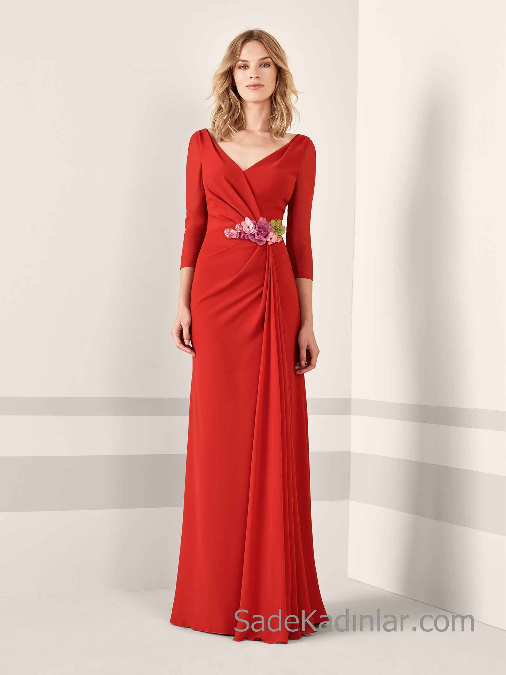 2019 Kına Abiye Elbise Modelleri