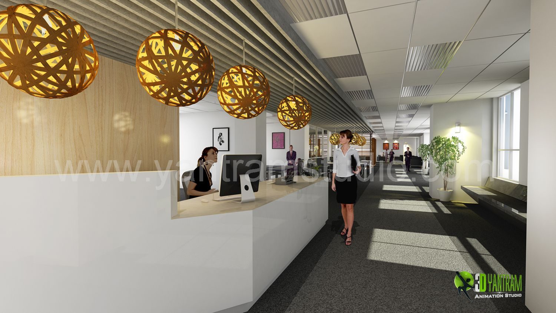 3d office design. 3D #Interior #Design #Office Space | Interior Design Pinterest 3d Design, Office And Offices O