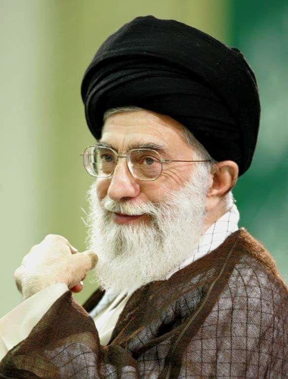 Khamenei Supreme Leader Of Iran Revolutionary Leaders Leader