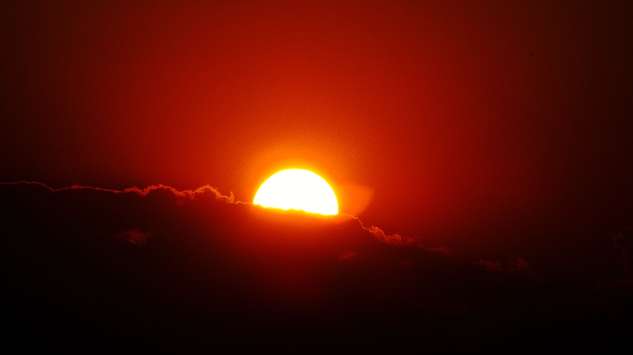 SunSet by Santhosh Kasturi on 500px