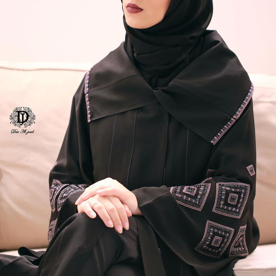 تميزي بعباية فخمة من دار الجود تشكيلة عبايات رمضان في دار الجود السالمية شارع بغداد Hijab Fashion Inspiration Fashion Abaya Fashion