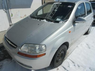 2004 Chevrolet Aveo Chevrolet Aveo Voiture Automobile