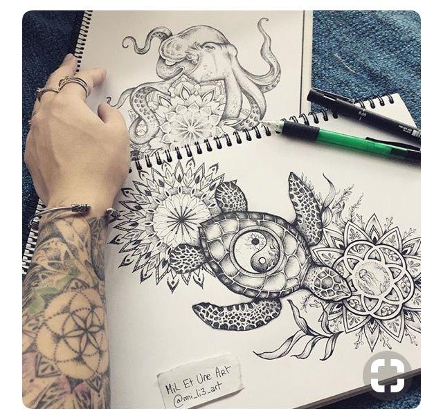 pin de carmen tomboy en tattoo pinterest tatuajes ideas de tatuajes y mandalas. Black Bedroom Furniture Sets. Home Design Ideas