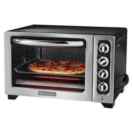 Kitchenaid 174 12 Quot Countertop Oven Black Kco222 Target