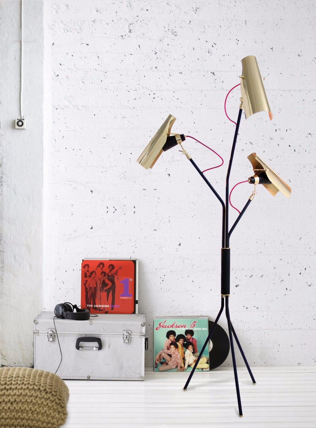 Discover the best of mid-century modern lighting by Delightfull