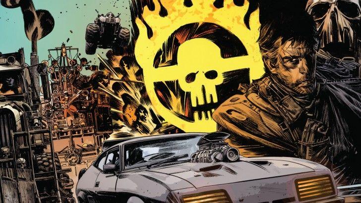 Download Mad Max Fury Road Movie Wallpaper 2015 1920x1080