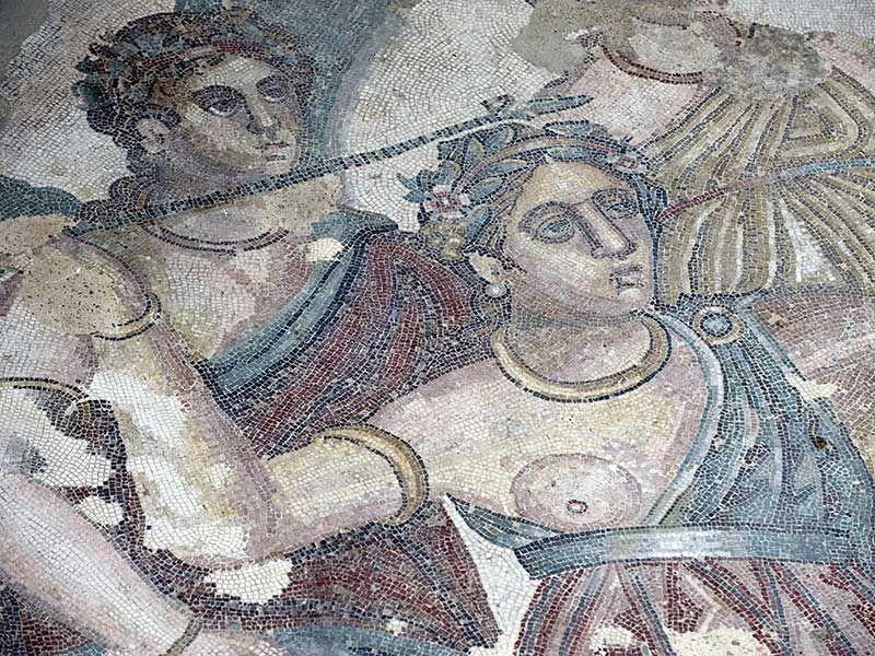 """Résultat de recherche d'images pour """"piazza armerina sicile mosaiques"""""""