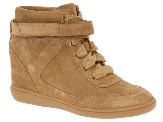 Wedge sneaker from Aldo