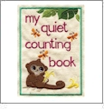In-The-Hoop Counting Critters Quiet Book Embroidery Designs by Amazing Designs on a Multi-Format CD-ROM ADC-233 #quietcritters