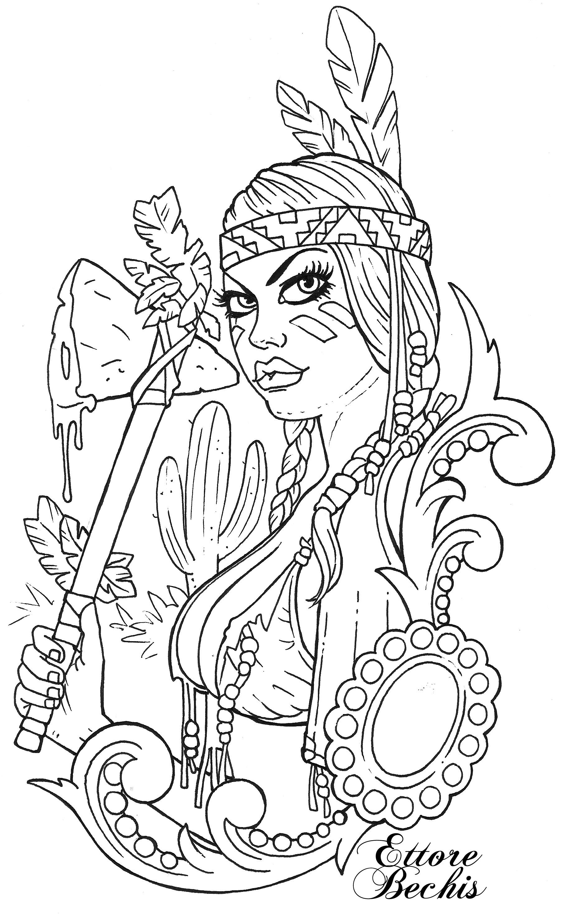 Sexyndiana Sailor moon coloring pages, Fairy coloring