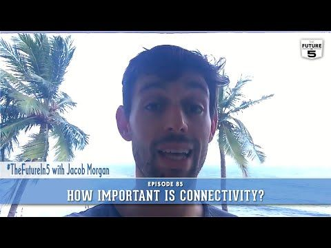 How Important Is Connectivity To You?