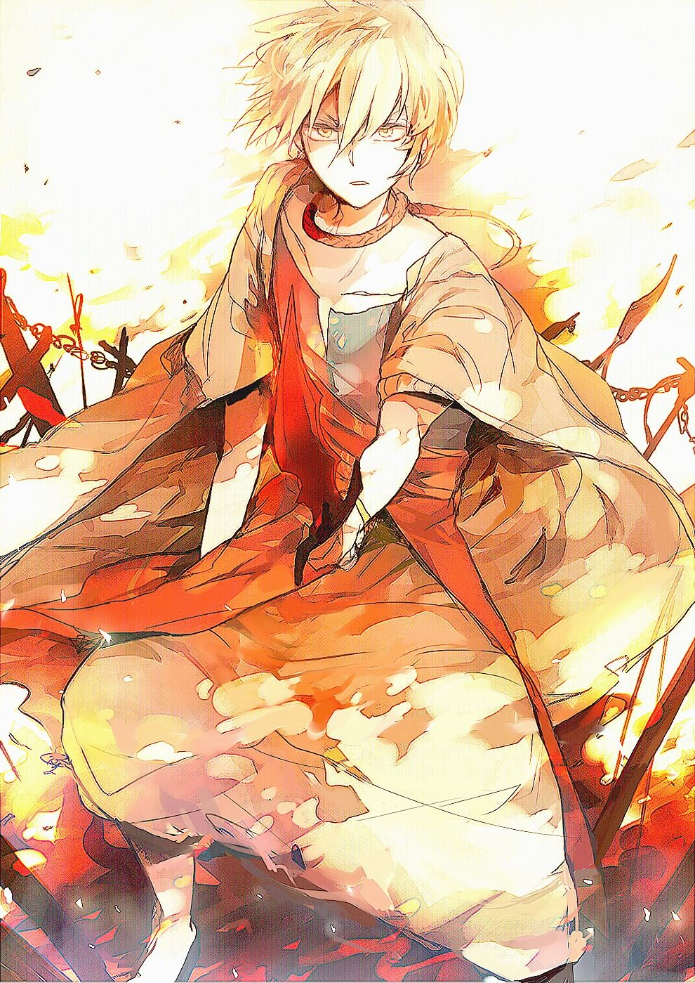 MAGI The Labirynth of Magic, Alibaba Magi, Anime, Zelda