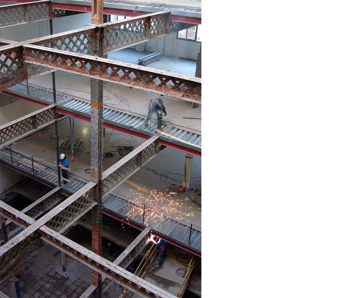 Estudiborrell arquitectos estudio de arquitectura dise o proyectos construccion barcelona - Estudio arquitectura barcelona ...