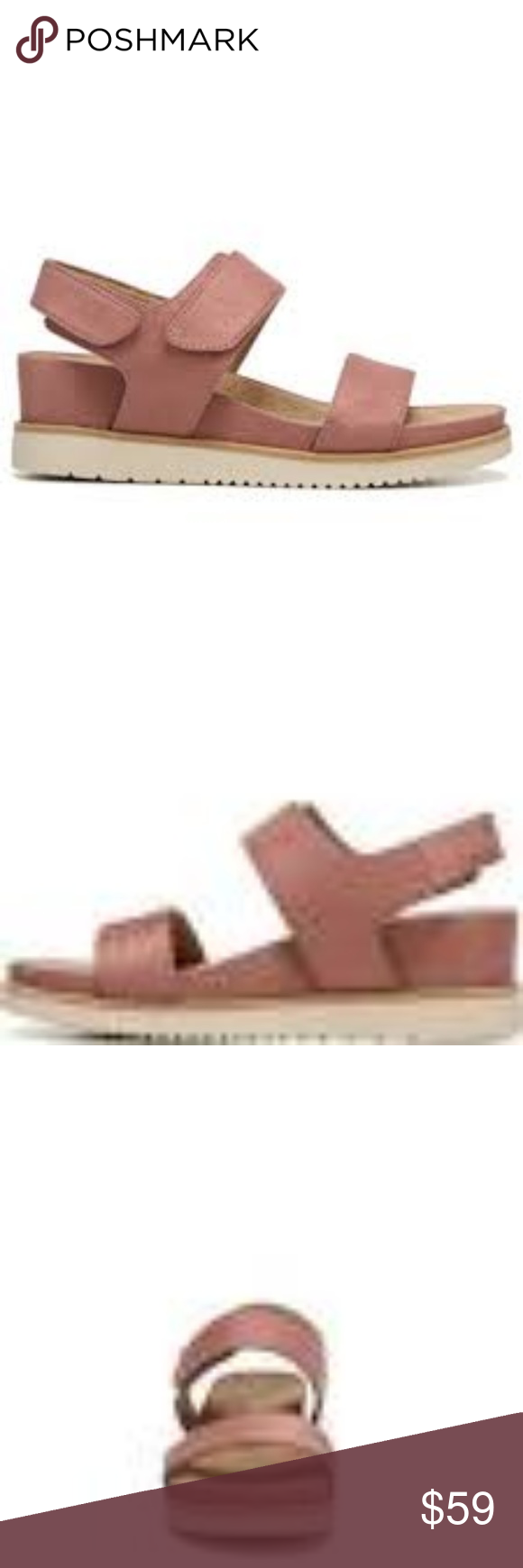 018396cb8fc2 Natural Soul Naturalizer Kaila Sandals Comfort Effortless ease. Clean lines  and bold bands make this