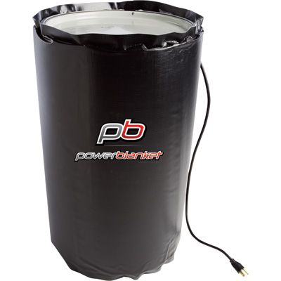Powerblanket 55 Gallon Insulated Drum Heater Barrel Blanket 100 F Rapid Ramp Heating Model Bh55rr 55 Gallon Drum 55 Gallon 30 Gallon Drum