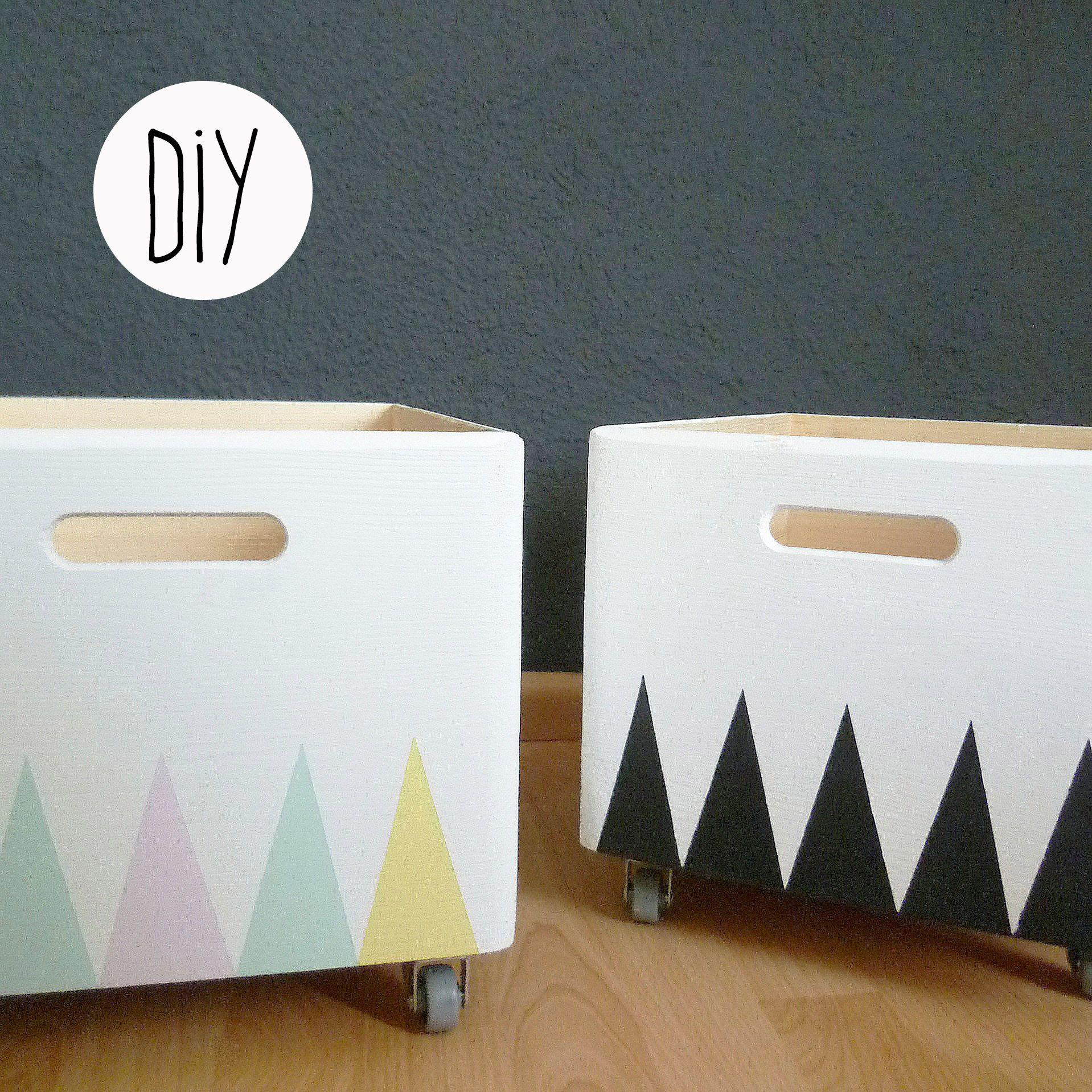 DIY Aufbewahrungsboxen Diy aufbewahrungsbox