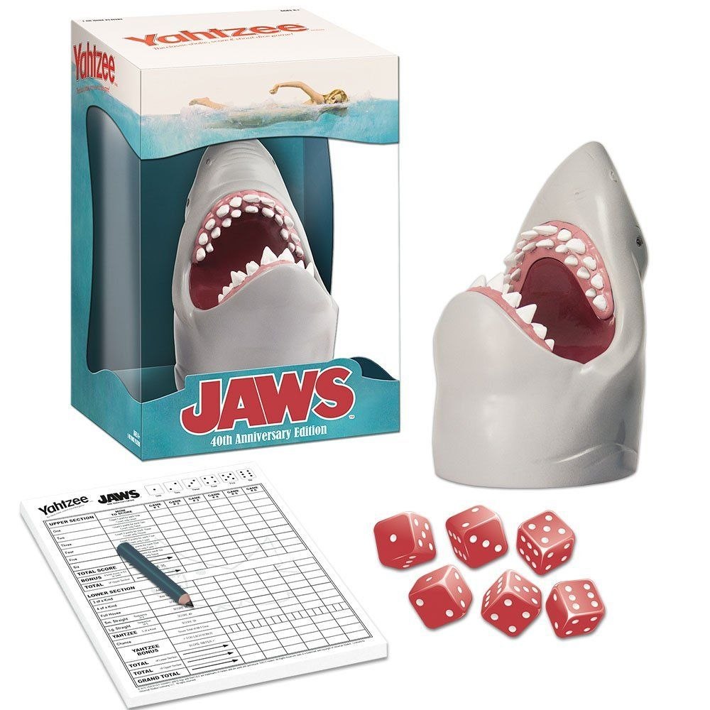Amazoncom apps games - Amazon Com Yahtzee Jaws Board Game Toys Games