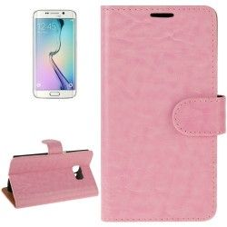 samsung s6 flip case pink