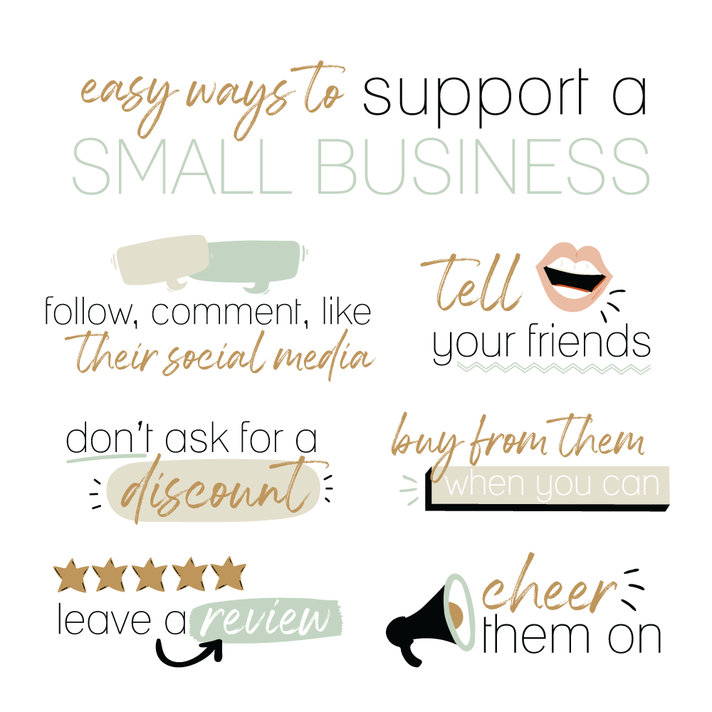 Love Local Support Local Easy Ways To Support A Small Business Support Small Business Quotes Small Business Quotes Business Quotes
