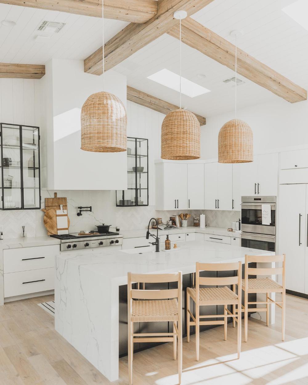 Santa Barbara Pendant In 2021 Kitchen Design Wood Kitchen Home
