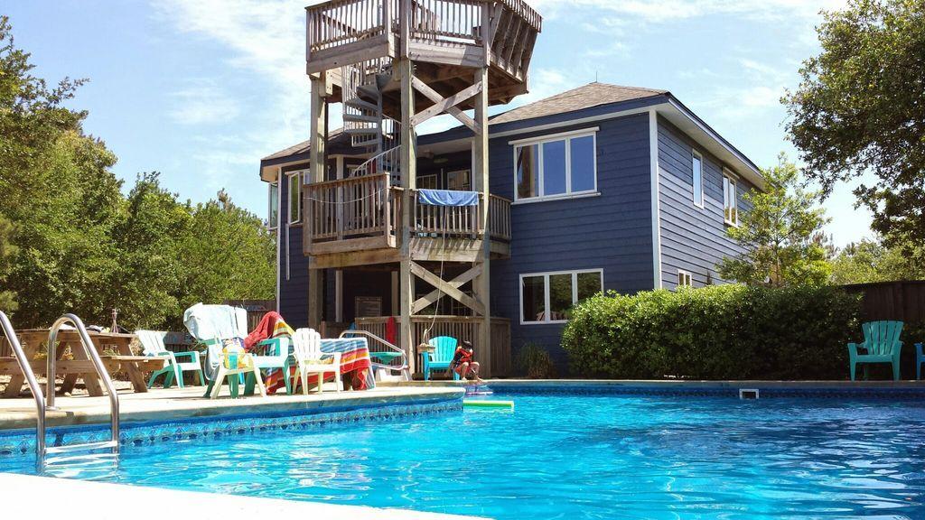 3000 plus sf 5 decks ocean views largest pool 40 x