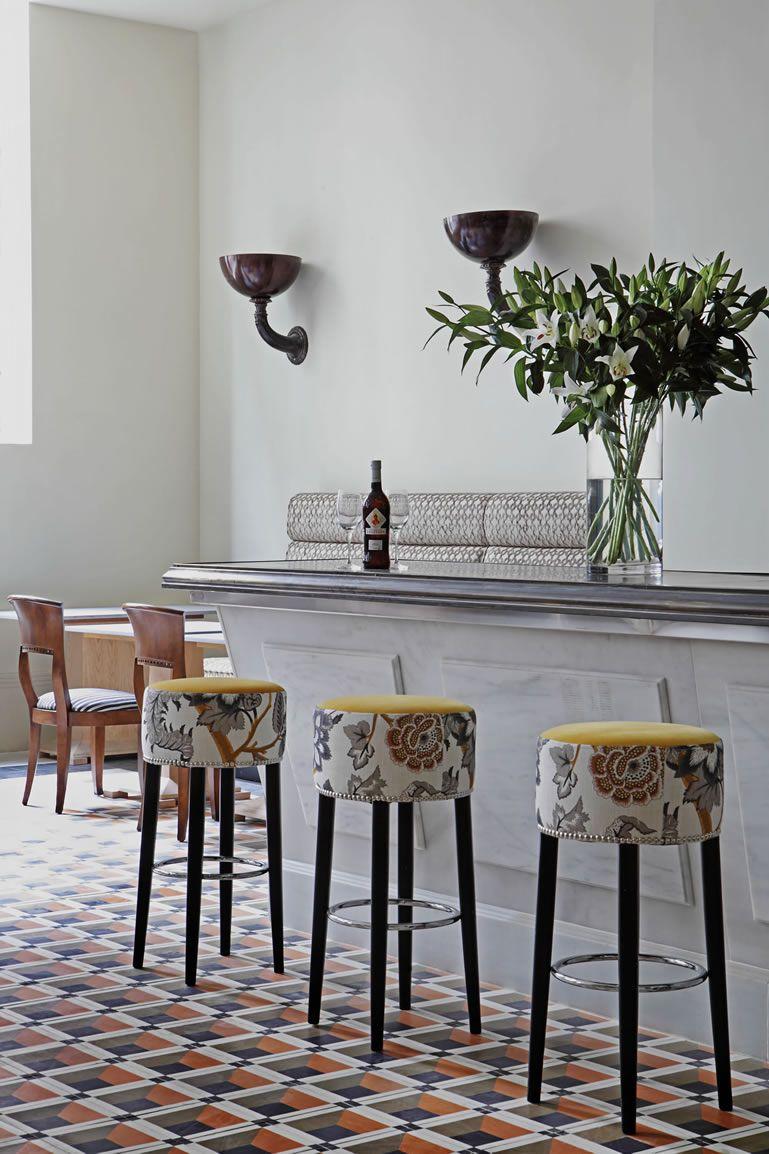 Bar In Restaurant Hispania Designed By Lorenzo Castillo London  # Muebles Hispania