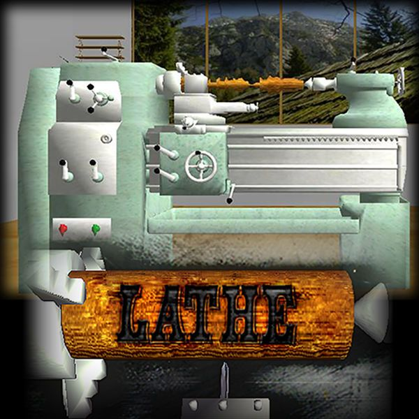 Download Lathe Worker: 3D Machine Simulator  for Mac Free