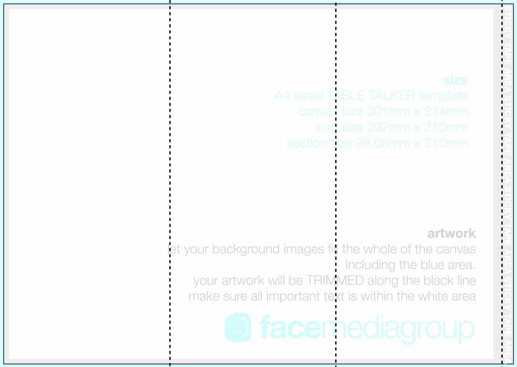 Word Tri Fold Templates In 2020 Free Brochure Template