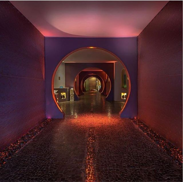 WEBSTA @ ayodyabali - The interrior design at Ayodya Spa by Mandara is resemblance of a journey to the center of the earth. 📷 : @zechian #mandaraspa #ayodyaspa #rejuvinate #interior