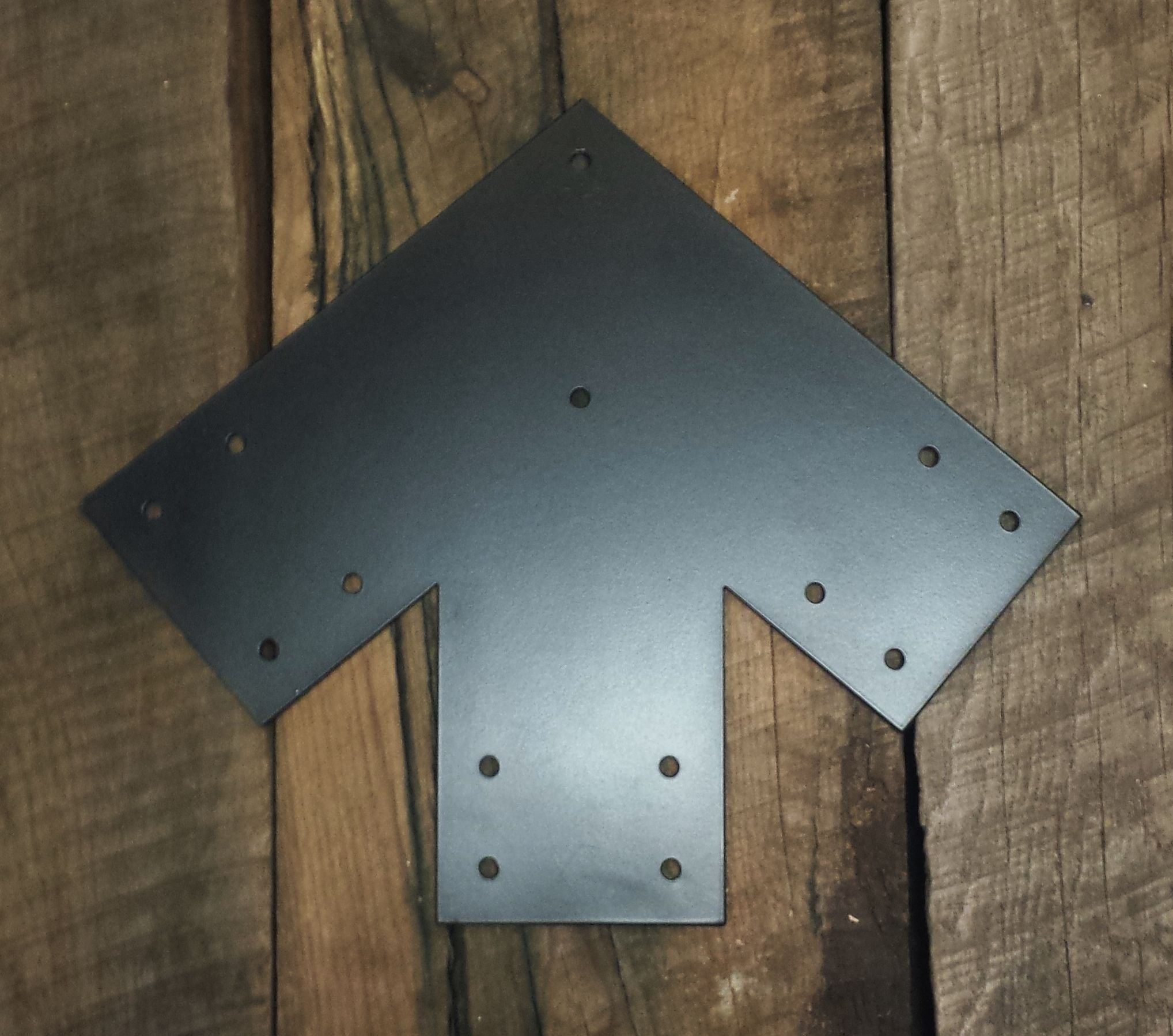 Facial Or Flat Brackets Truss Plates Custom Beam