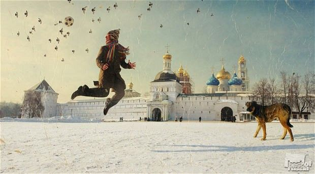 The Best of Russia 2011 photography competition winners.