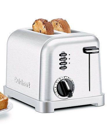 Perfect Toast Every Time Cuisinart Toaster Tostadora