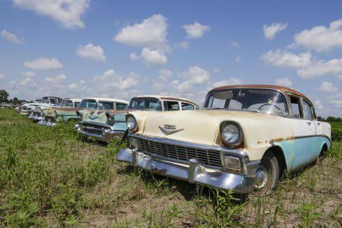 The Owner Of The Lambrecht Chevrolet Co In Pierce Ne Kept New