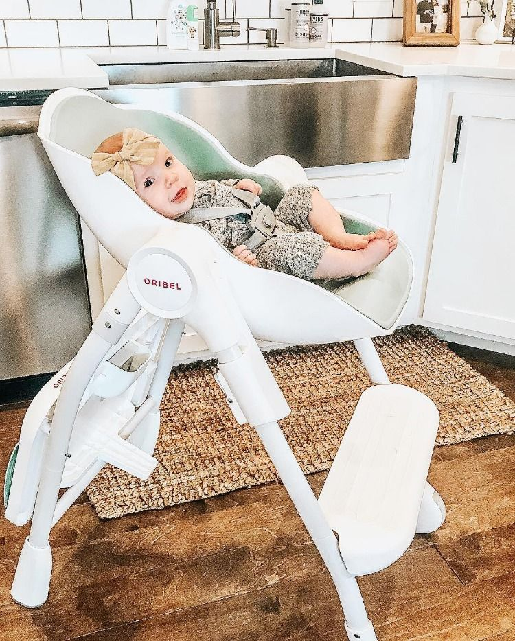 Cocoon Delicious Pistachio Macaron In 2020 Baby High Chair High Chair Best High Chairs