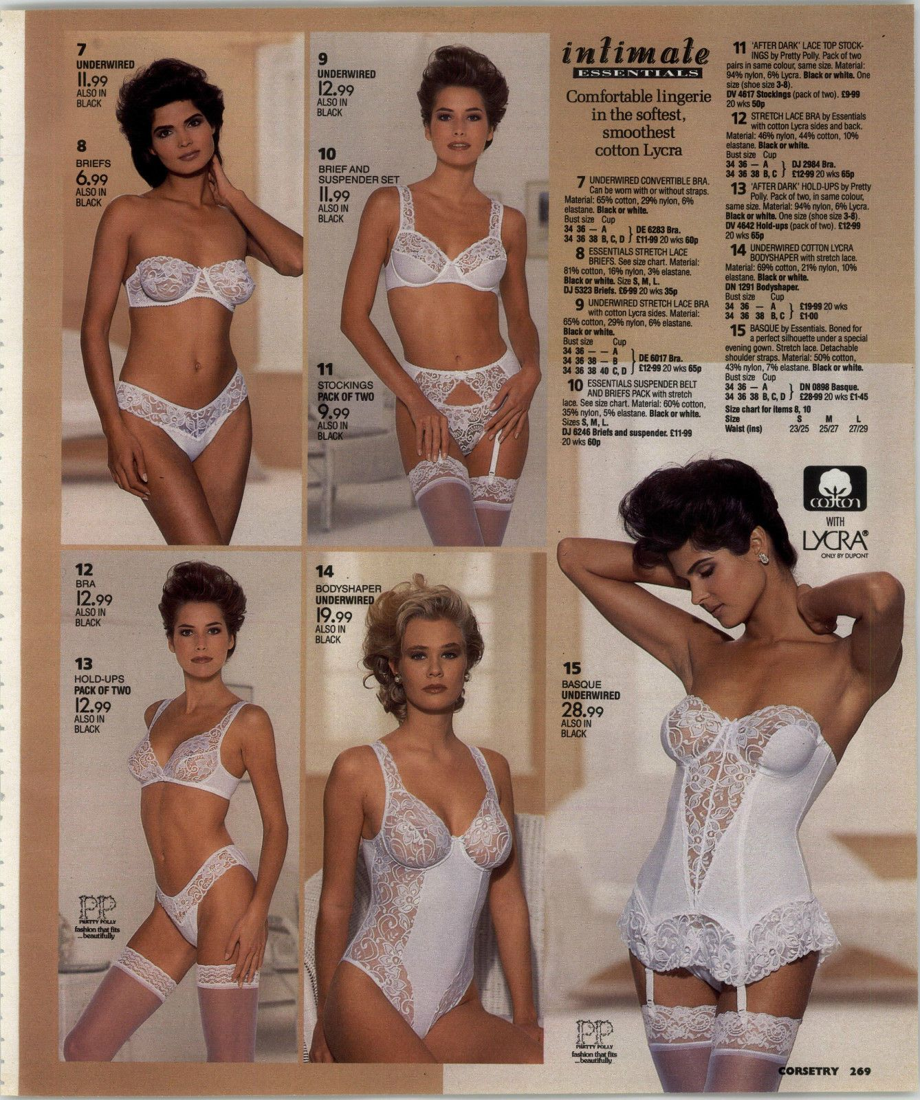 free mail order lingerie catalogs