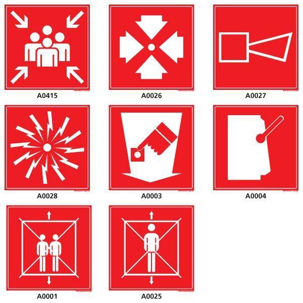 panneau pictogrammes securite incendie pictogrammes pinterest. Black Bedroom Furniture Sets. Home Design Ideas