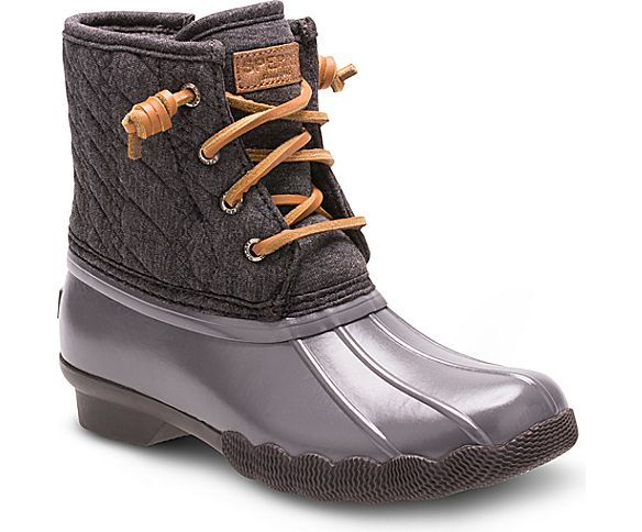 99e773a40cb Big Kid s Sperry Top-Sider Saltwater Duck Boot - Rain Gear